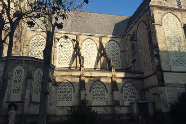 St. Mariä Empfängnis – Restaurierung Nordseite