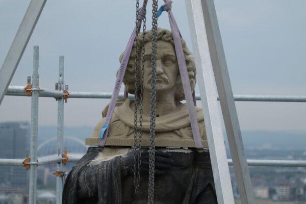 Restaurierung Sankt-Mauritius Köln