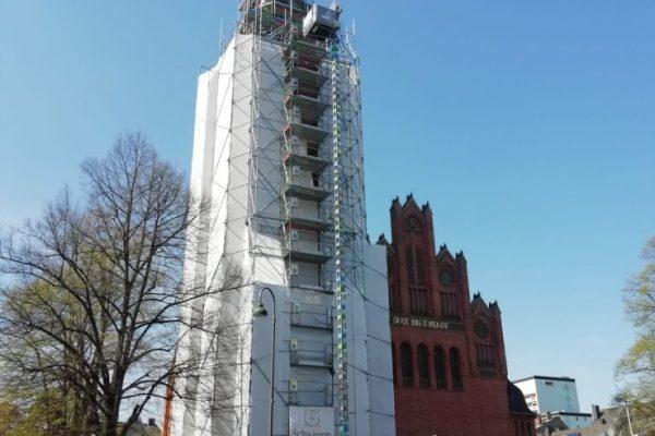 Vierter Bauabschnitt Christuskirche Leverkusen