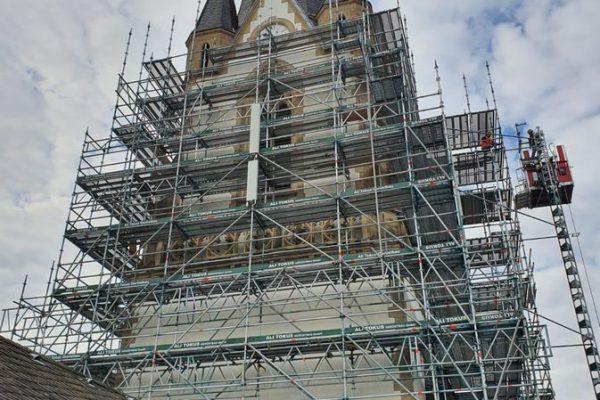 Restaurierung St. Joseph in Köln Ehrenfeld